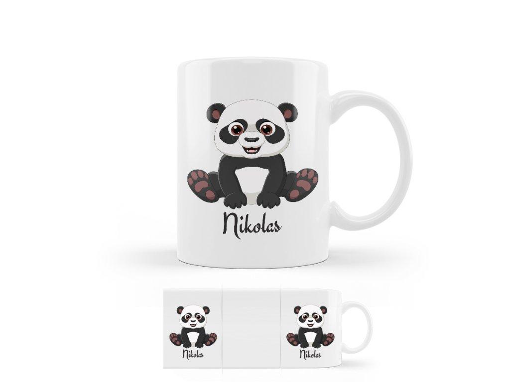 panda hrncek