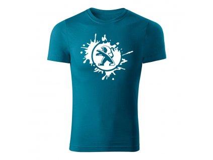 Peugeot Splash pánske tričko
