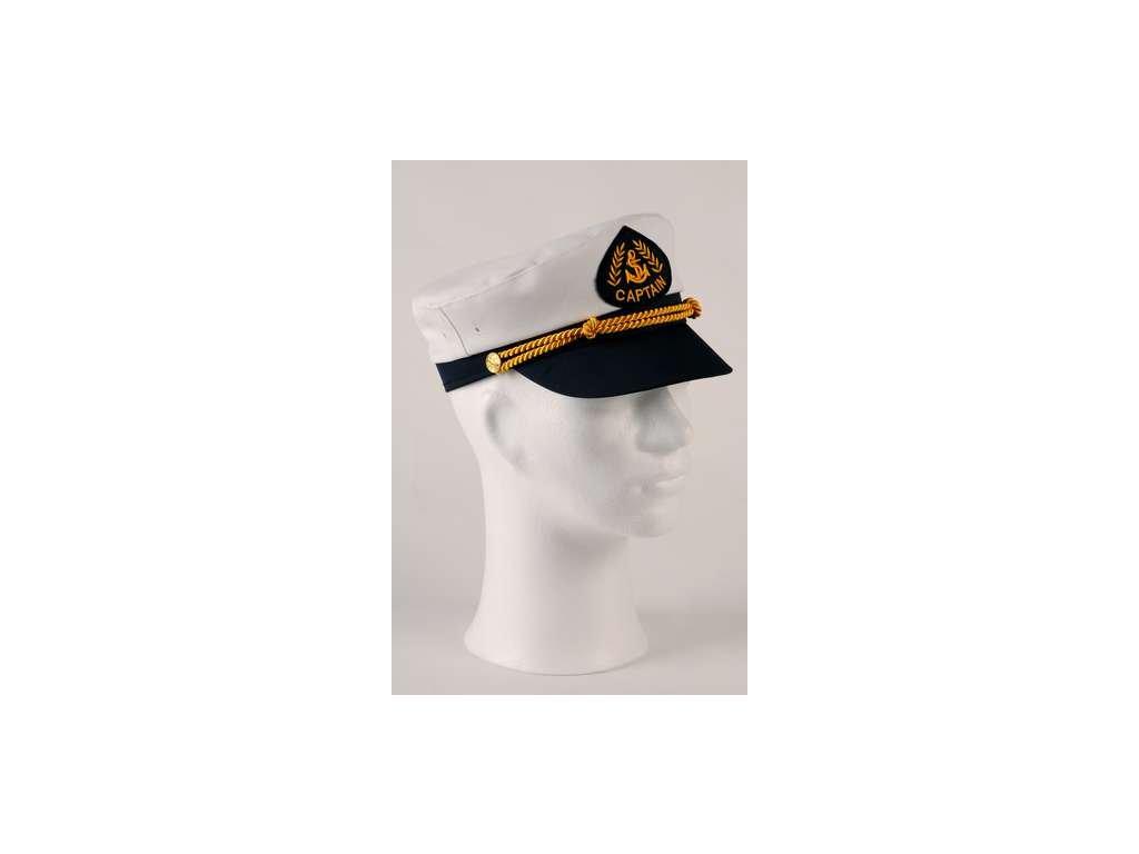 Kapitánská čepice - t-yacht.cz a4cccaf3f8