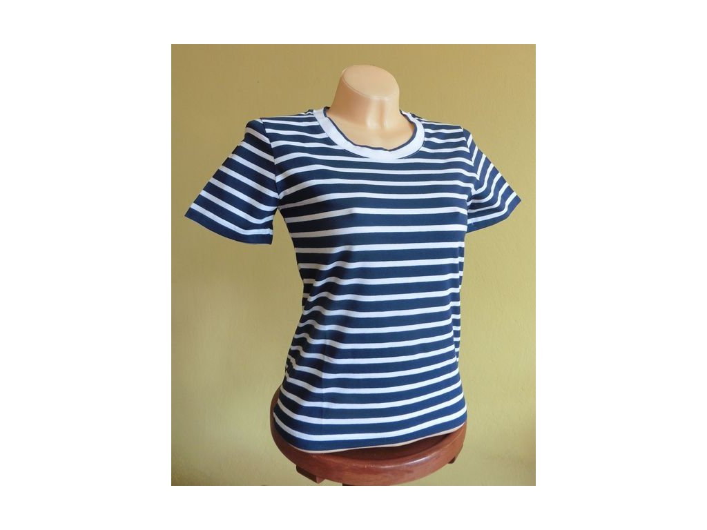 Dámské námořnické tričko Nikol - t-yacht.cz 866f468616