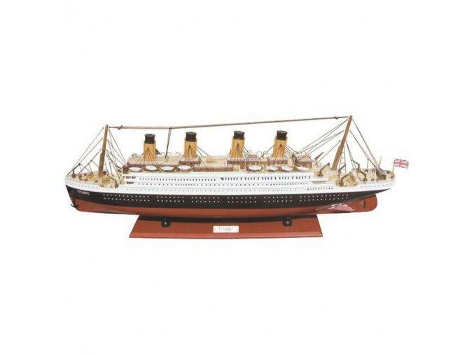 Model lodě TITANIC