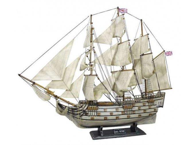 Model plachetnice H.M.S.Victory