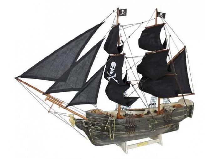 Model pirátské plachetnice