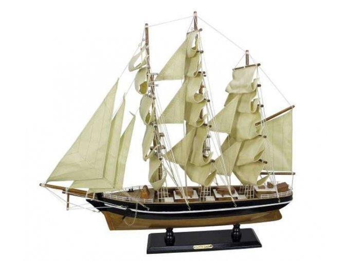 Model plachetnice Cutty Sark  5183