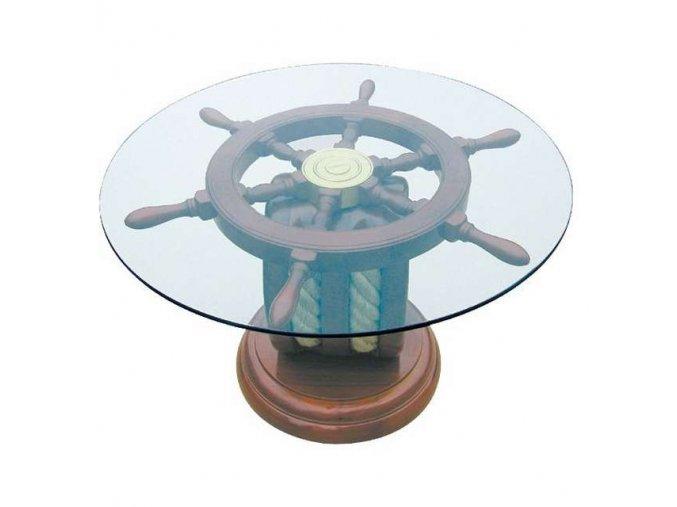 Konferenční stolek - kormidlo