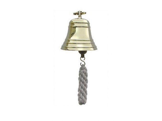 Lodní zvon mosazný - 10 cm