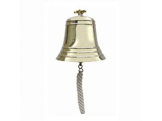 Lodní zvon mosazný - 20 cm