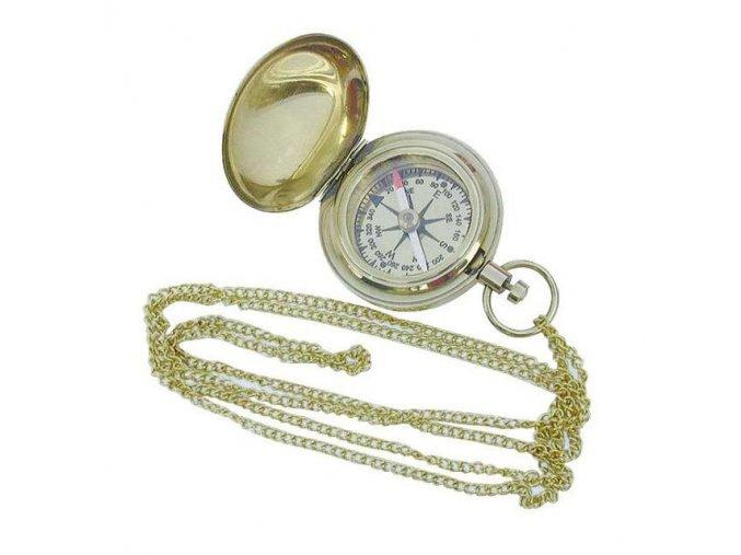 Kompas na řetízku