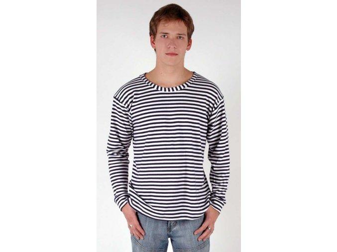 Pánské námořnické tričko Skipper - zimní