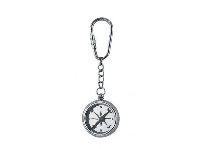 Přívěšek na klíče kompas