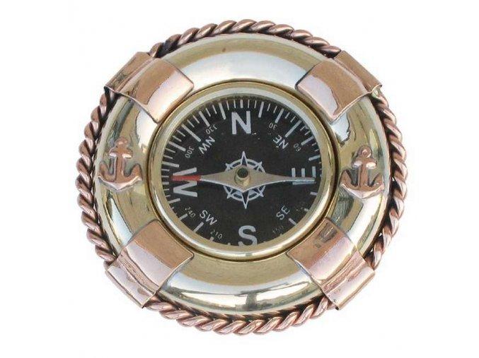Kompas mosazný 9017