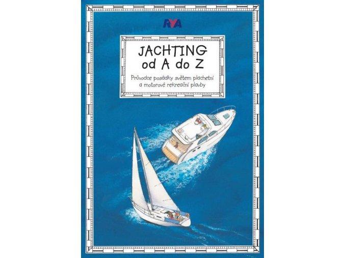 Jachting od A do Z náhled