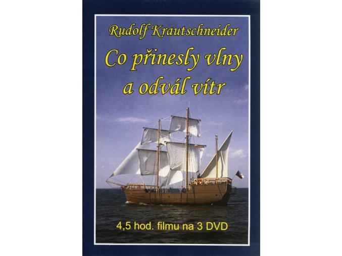 Co přinesly vlny a odvál vítr 3 x DVD