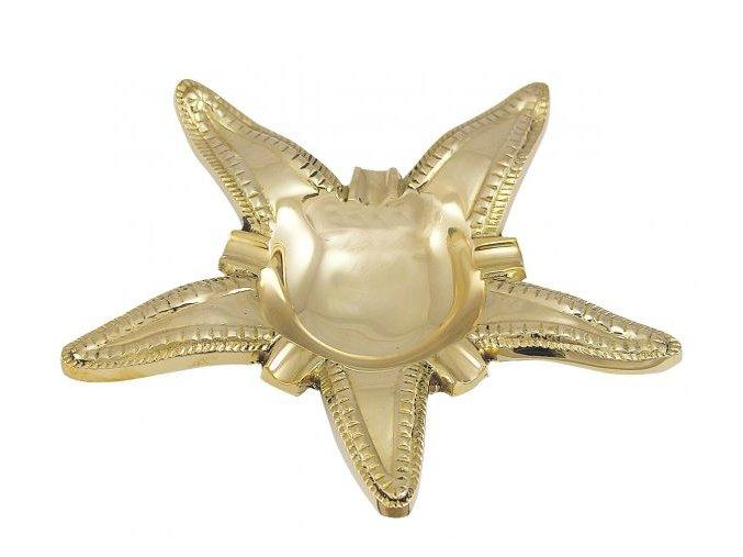 Popelník - hvězdice