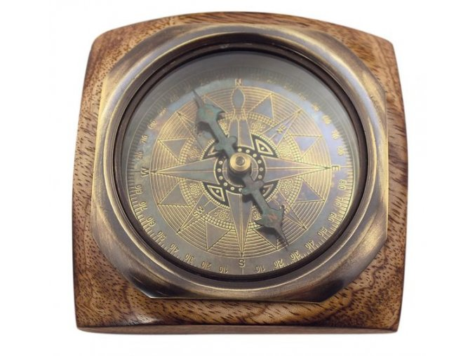 Kompas v podstavci