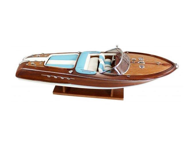 Italský motorový člun 67 cm