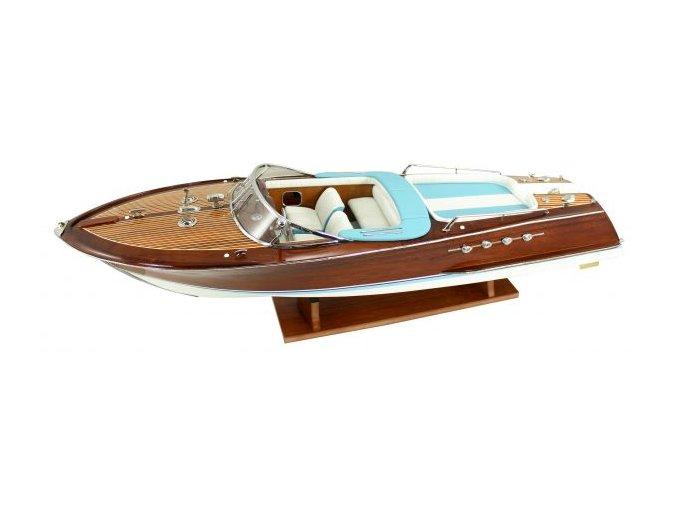 Italský motorový člun 86 cm