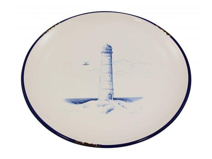 Keramický talíř 21 cm