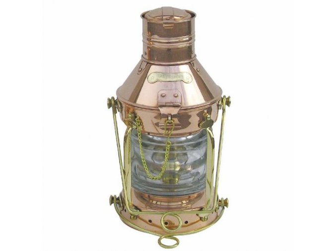 Lodní lampa kotevní