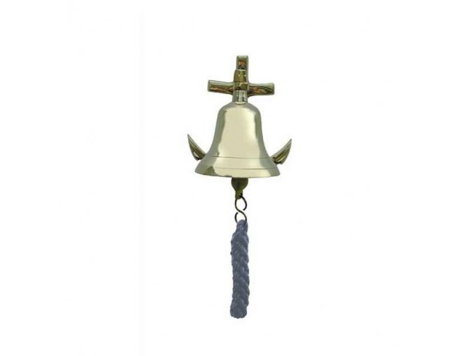 Lodní zvon - kotva