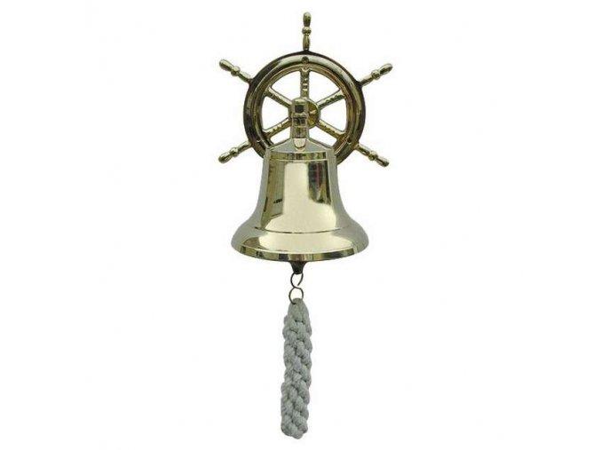Lodní zvon - kormidlo