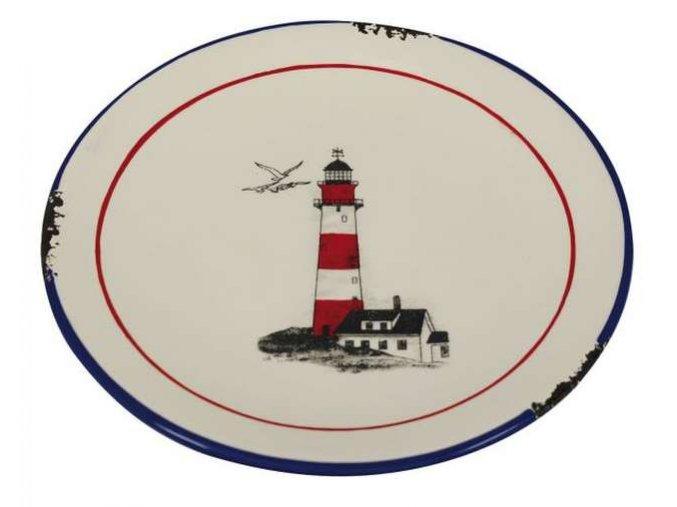 Keramický talíř 20 cm