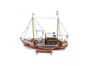 Rybářská loď 5160
