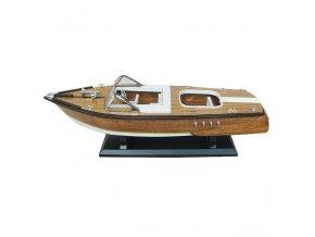 Italský motorový člun 50cm
