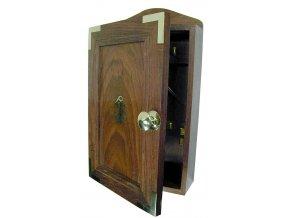Skříňka na klíče