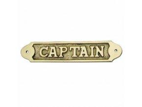 "Cedulka ""Captain"""