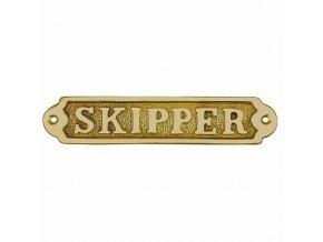 Cedulka SKIPPER