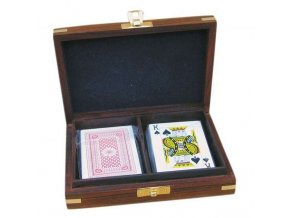 Krabička s  kartami