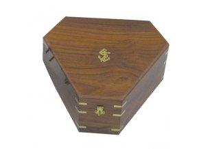 Dřevěný box  pro sextant 8202S
