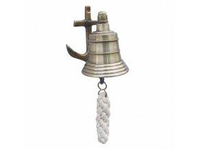 Lodní zvon ANTIK - kotva