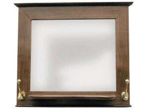 Zrcadlo dřevěné