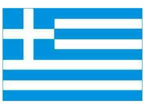 Vlajka Řecko 20x30cm