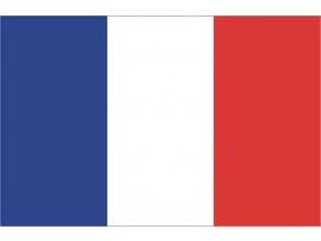 Vlajka Francie 20x30cm
