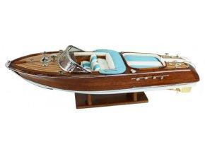 Italský motorový člun 51cm
