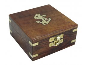 Krabička ozdobná