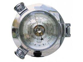 Barometr stříbrný 1228C