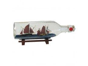 Lodě v lahvi - Tune boats
