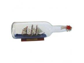 Loď v lahvi R.Rickmers