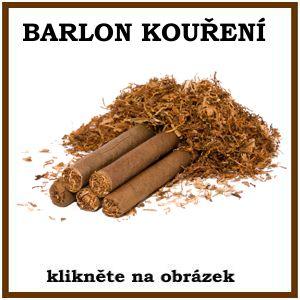 BARLON KOUŘENÍ