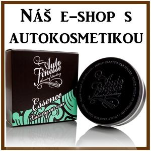 Náš eshop s autokosmetikou www.detailyourcar.cz