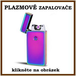 PLAZMOVÉ USB ZAPALOVAČE