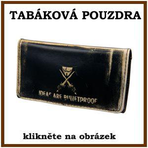 TABÁKOVÁ POUZDRA