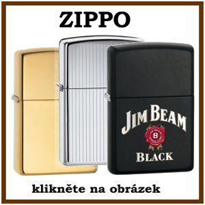 Zippo zapalovače