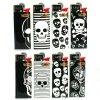 8x bic skulls