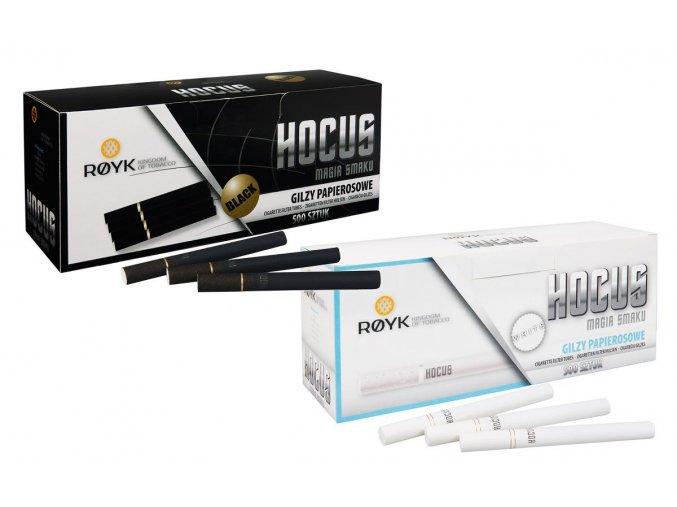 10x Dutinky HOCUS BLACK & WHITE 500
