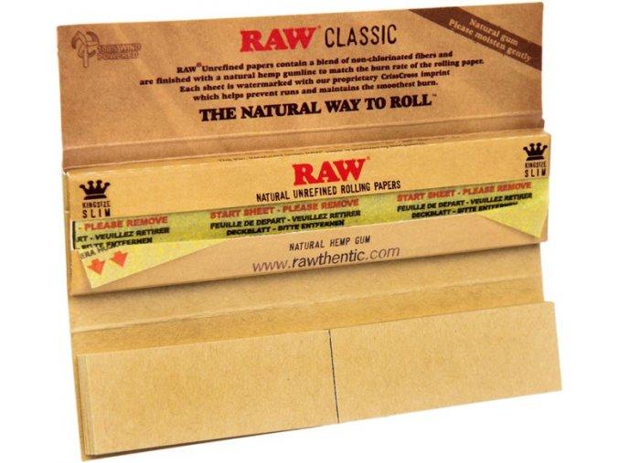 Filtry a RAW Classic Slim KS